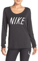 Nike Women's Legend Logo Tee
