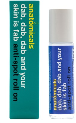 Anatomicals Dab Dab Dab And Your Skin Is Fab Anti-Spot Roll On