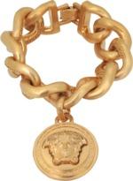 Versace Large Links Icon Bracelet