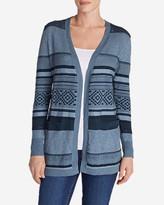 Eddie Bauer Women's Fiona Boyfriend Cardigan Sweater