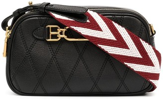 Bally Tasche quilted leather crossbody bag