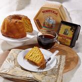 Tortuga Golden Rum Cake & Rum-Flavored Coffee Duo