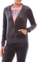 Juicy Couture Black Label Robertson Velour Jacket
