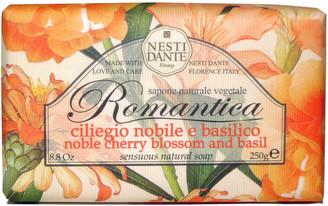 Nesti Dante Romantica Cherry Blossom and Basil Soap 250g