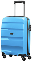 American Tourister Samsonite Bon Air Small Spinner Suitcase - Pacific Blue