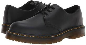 Dr. Martens Work 1461 SR (Black) Lace up casual Shoes