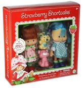 Strawberry Shortcake & Blueberry Muffin Doll 2 Pack