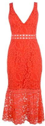 Bardot Fiona Trumpet Dress