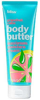 Bliss Grapefruit Body Butter