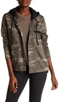 Democracy Camo Embellished Twill Jacket