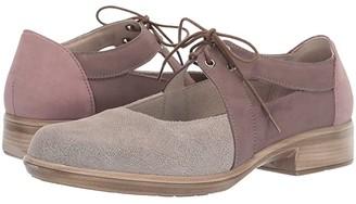 Naot Footwear Alisio (Shiitake Nubuck/Black Velvet Nubuck/Violet Nubuck) Women's Shoes