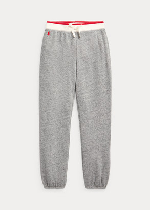 Ralph Lauren Cotton-Blend Terry Jogger Pant