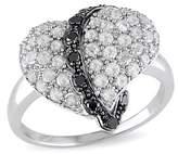 Catherine Malandrino Diamond Pave Cocktail Ring.