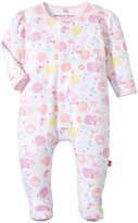 Magnificent Baby Its Amazing Footie (Baby) - Pink - 12 Months