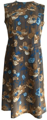 Margaret Howell Brown Polyester Dresses