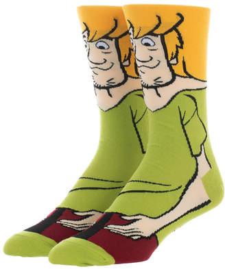 Bioworld Men's Socks - Scooby Doo Shaggy Socks - Men