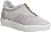 Oki-Kutsu Oki Kutsu Kazuno Zip Front Sneakers