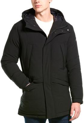 Rossignol Gravity Long Wool-Blend Down Jacket