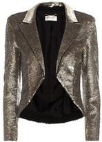 Saint Laurent Sequinned jacket
