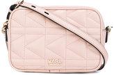 Karl Lagerfeld Quartz crossbody bag - women - Leather - One Size