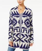 Roxy Juniors' Open-Front Knit Cardigan