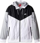 Nike Sportswear Windrunner /Black Mens Hooded Jacket Size M