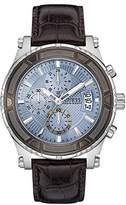 GUESS GUESS? R.GUESS CAB.PINNACLE CR.ESF.AZ.COR.MAR. Women's watches W0673G1