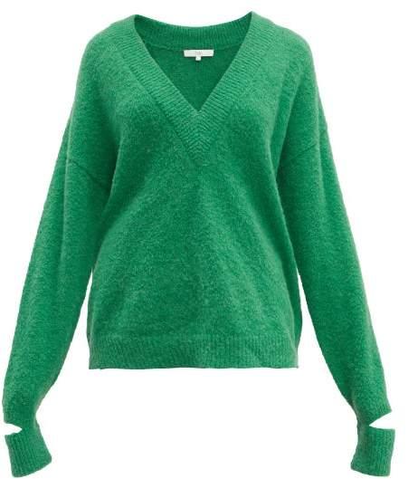 9e93a3480c5f95 Tibi Women's V Neck Sweaters - ShopStyle