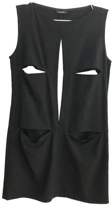 Limi Feu Black Wool Dresses
