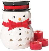 Yankee Candle Snowman Holiday Luminary