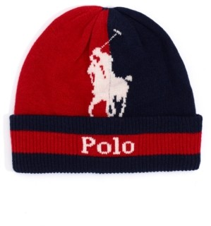 Polo Ralph Lauren Men's Polo Player Beanie Hat
