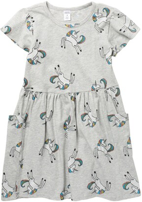 Harper Canyon Pocket T-Shirt Dress