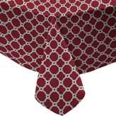 Farberware Medallion Circle Peva Tablecloth