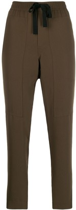 A.F.Vandevorst Drawstring Slim-Fit Trousers