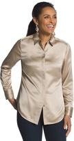 Chico's Splendid Shine Shirt