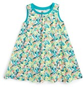 Tea Collection Infant Girl's Daintree Trapeze Dress