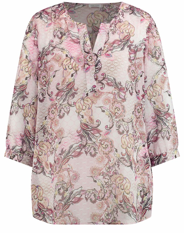Thumbnail for your product : Gerry Weber Women's 360024-31606 Blouse