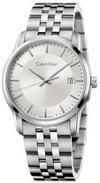 Calvin Klein Infinite Stainless Steel Bracelet Watch, K5S31146