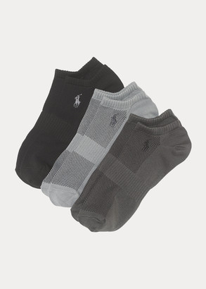 Ralph Lauren Sport Sock 3-Pack
