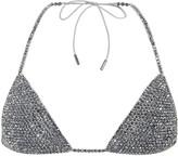 Alanui Embellished bikini top