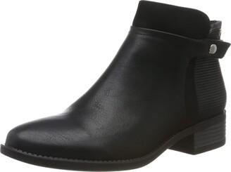 Maria Mare Mariamare Women's 62635 Ankle Boots Black (Brush/Suede Negro C47755) 5.5 UK