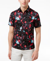 INC International Concepts Men's Printed Cotton Shirt, Created for Macy's