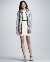 Milly Reflective Hooded Anorak Jacket
