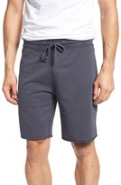 Tailor Vintage Men's Reversible Drawstring Knit Shorts