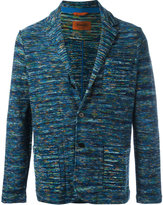 Missoni knitted blazer - men - Cotton - 48