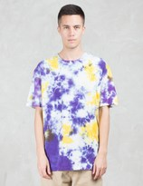 HUF Crystal Wash Script S/S T-Shirt