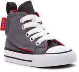 Converse Boys' Chuck Taylor All Star Simple Step High Top Sneaker