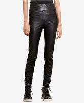 Lauren Ralph Lauren Petite Faux-Leather Legging