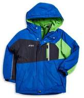 London Fog Little Boy's 3-in-1 System Hooded Jacket