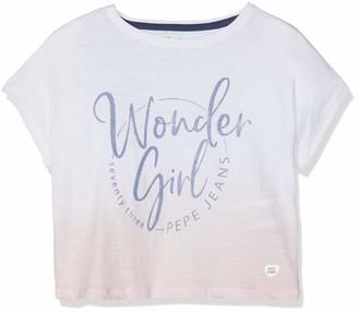 Pepe Jeans Girl's Jonquil T-Shirt